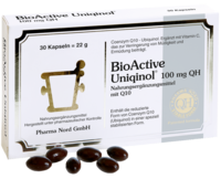 BIOACTIVE Uniqinol 100 mg QH Pharma Nord Kapseln