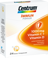 CENTRUM Fokus Immun 1000 mg Vitamin C+D Sticks